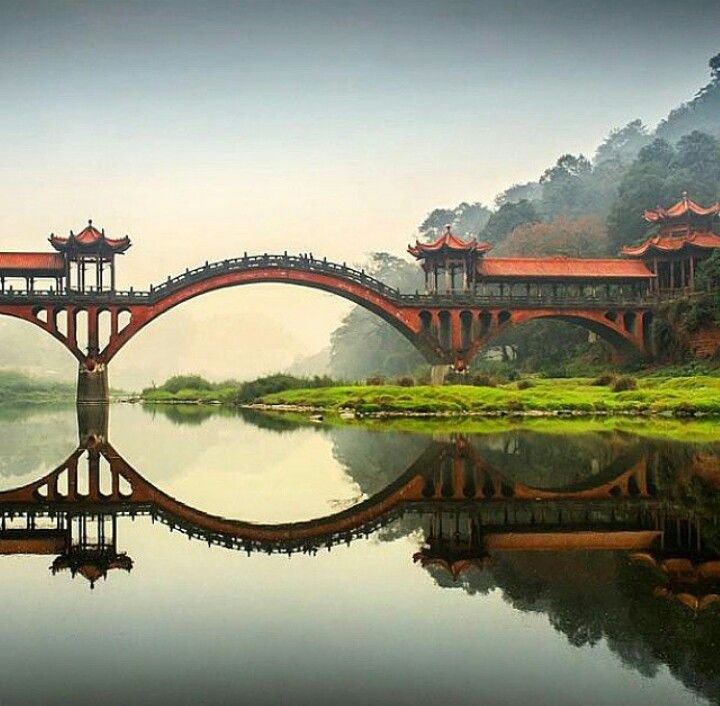 Leshan Giant Buddha Bridge