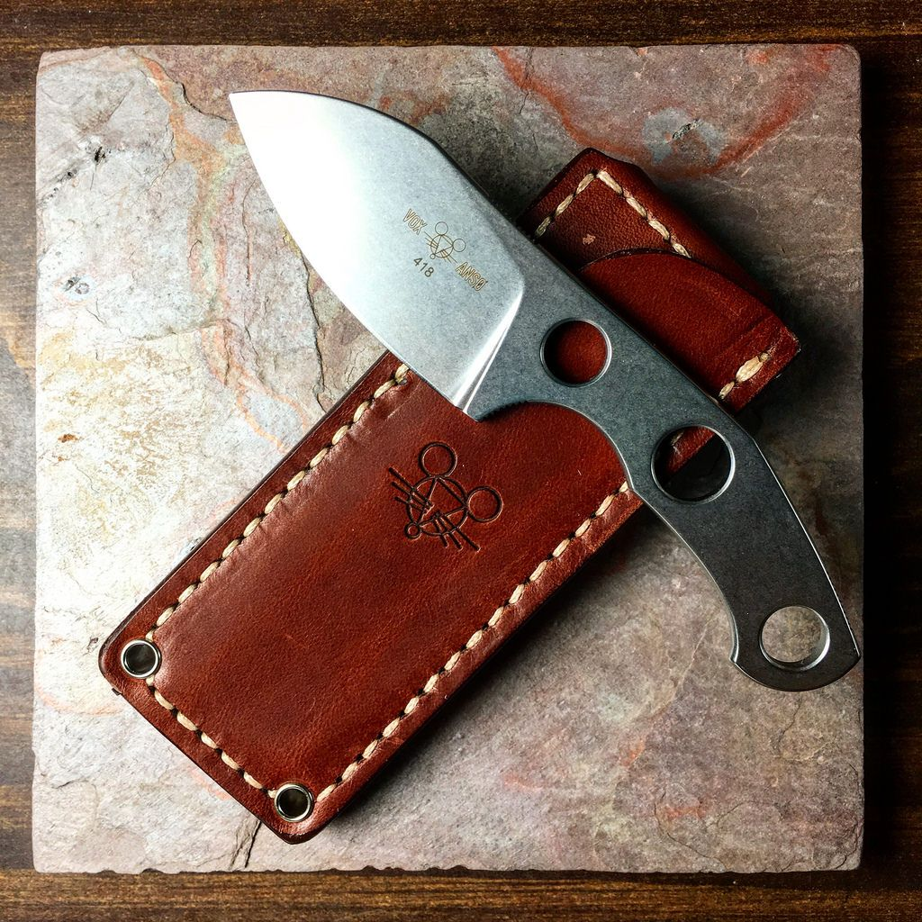 Giant Mouse Knives finally opened with a great first knife! (Anso/Vox) - Page 3