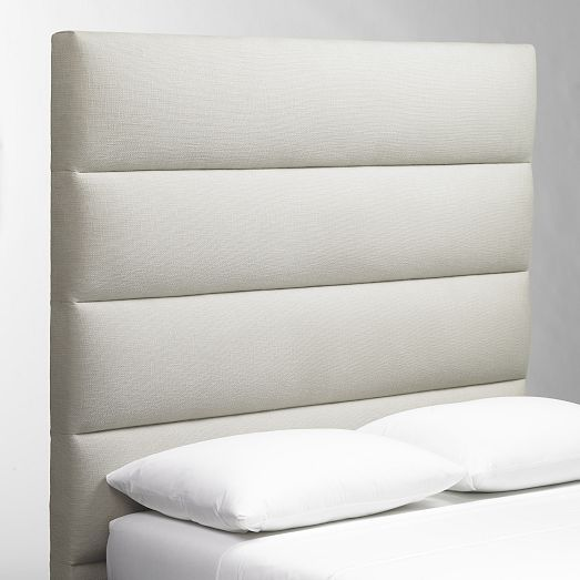 headboard headboard ideas tufted headboards west elm bed frame panel
