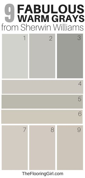 9 Amazing Warm Gray Paint Shades From Sherwin Williams Paint Colors For Home Best Gray Paint