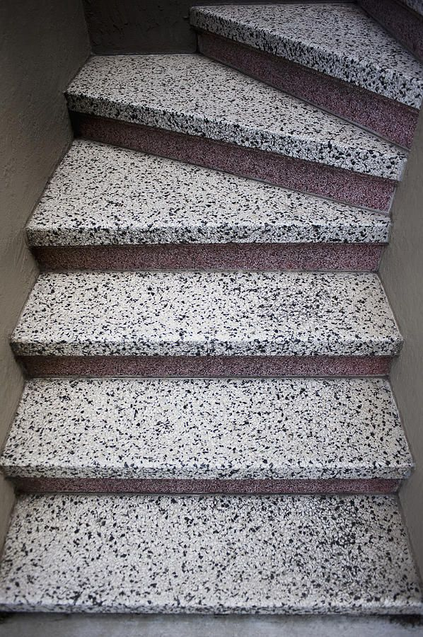 Granite Stairs By Sam Bloomberg Rissman Granite Stairs