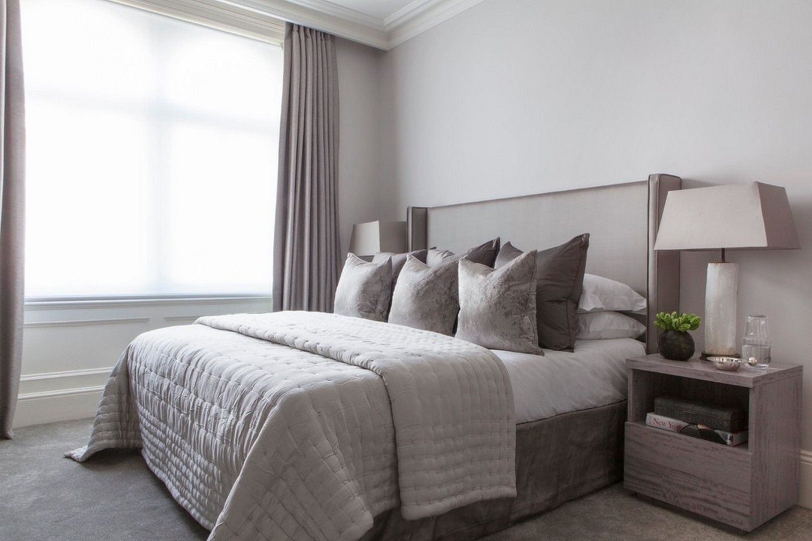 28 grey carpet bedroom ideas that will embrace the sophisticated rh pinterest com