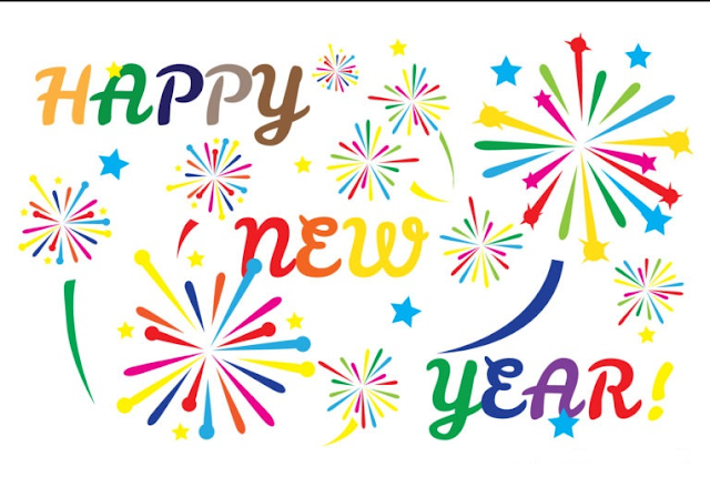 15++ Happy New Year Clipart Cute