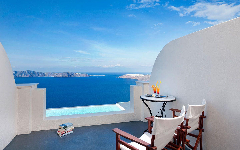Dream Honeymoon Anastasis Apartments At Santorini Island