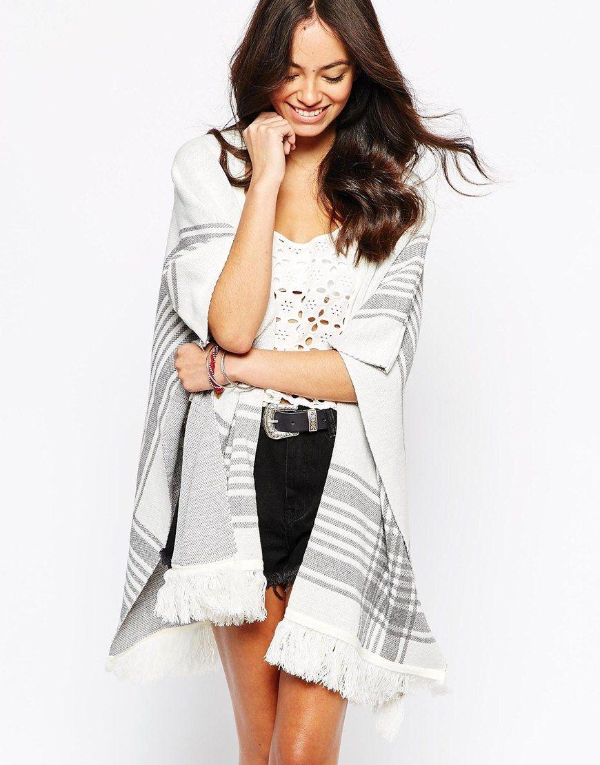 New look blanket cape to buy pinterest blanket fashion online