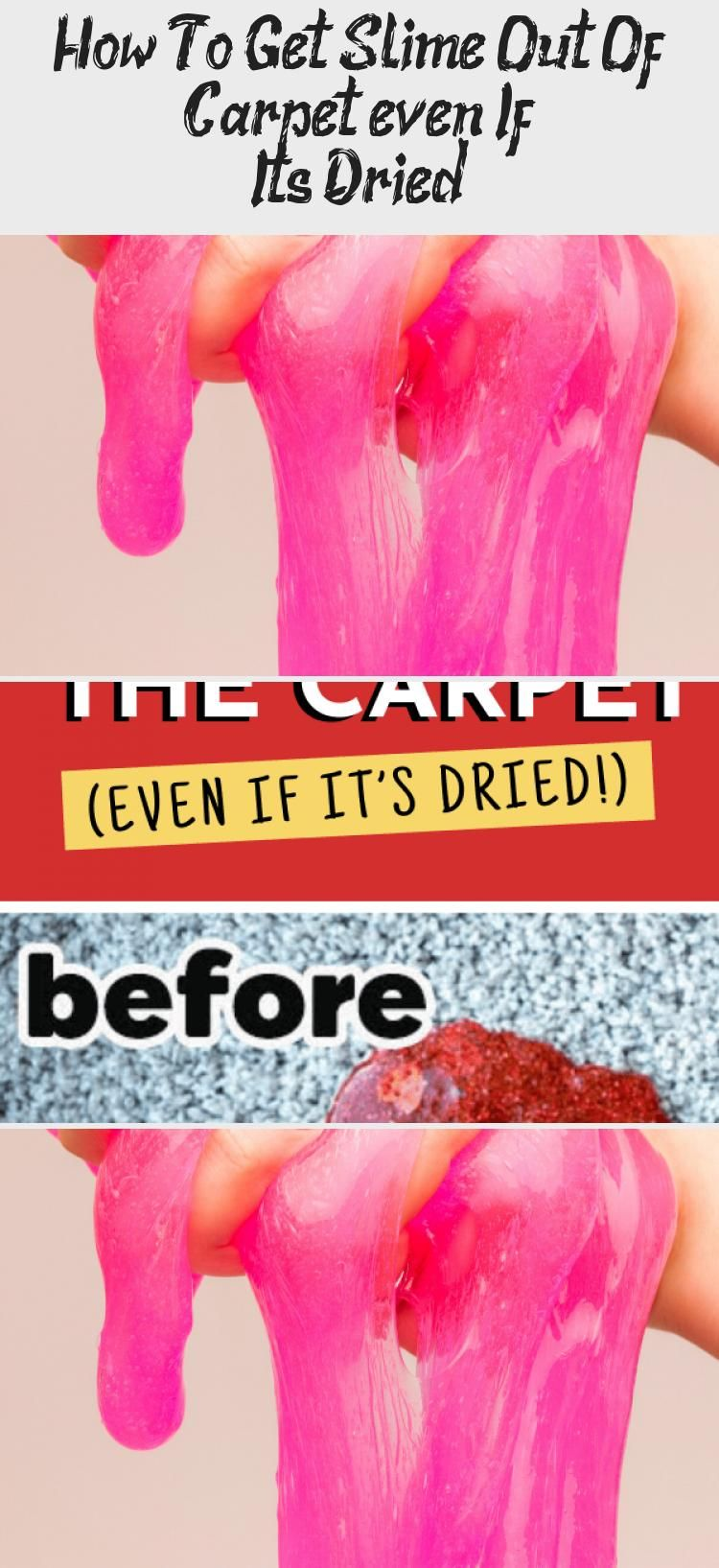 How To Get Slime Out Of Carpet Very Easy Cleaning Tip For How To Get Dried Slime Out Of Carpet It S Easy To Remove Slime Fro How To Clean Carpet Slime