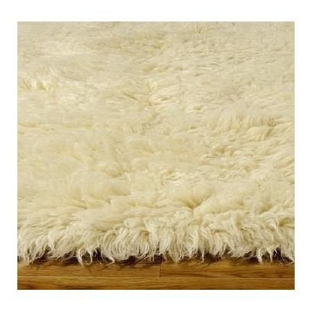 Carpeta Alfombra Flokati Redonda 90cm 100% Lana, Fundasoul. $ 990.0 - Soul Design