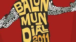 Locandina di Balon Mundial 2011. www.balonmundial.it Balon Mundial utilizza il calcio come strumento di incontro tra le diverse culture e usa il linguaggio universale dello sport per lottare contro ogni tipo di discriminazione. #BalonMundial #uniticontroilrazzismo #mettiingiocoledifferenze