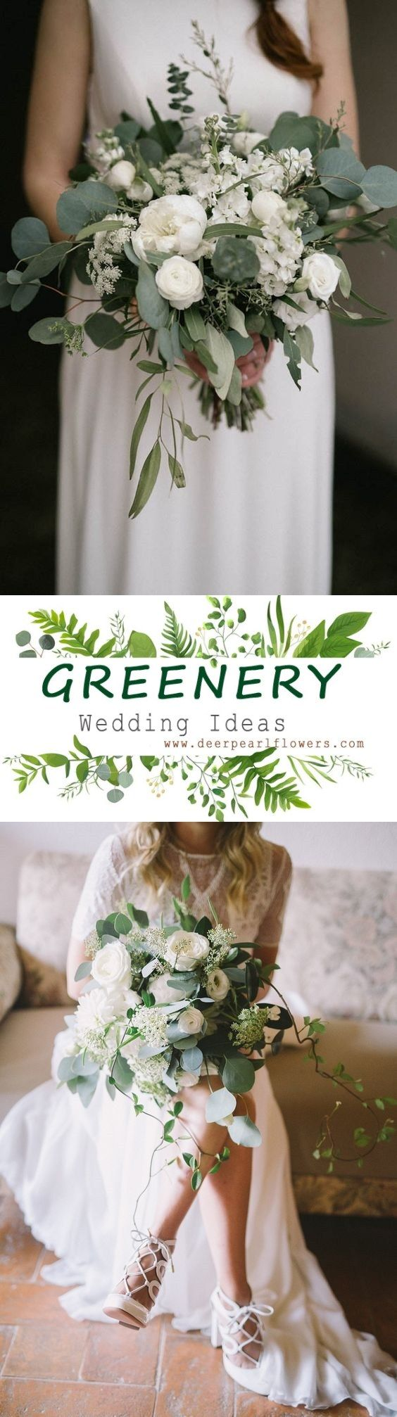 wedding trends greenery wedding decor ideas colorful