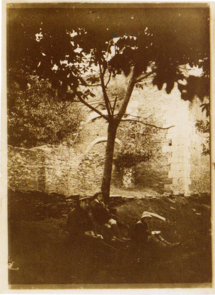 Os Exploradores de España, Lugo. Ca. 1914. Xelatina de prata ao clorobromuro. 18 x 13 cm.