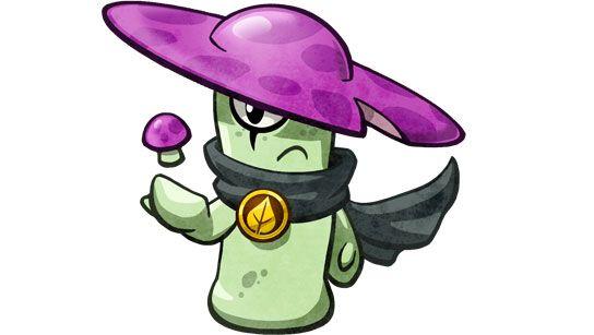 Gorro De Noche Pvz Heroes Plant Zombie Plants Vs Zombies Night Cap