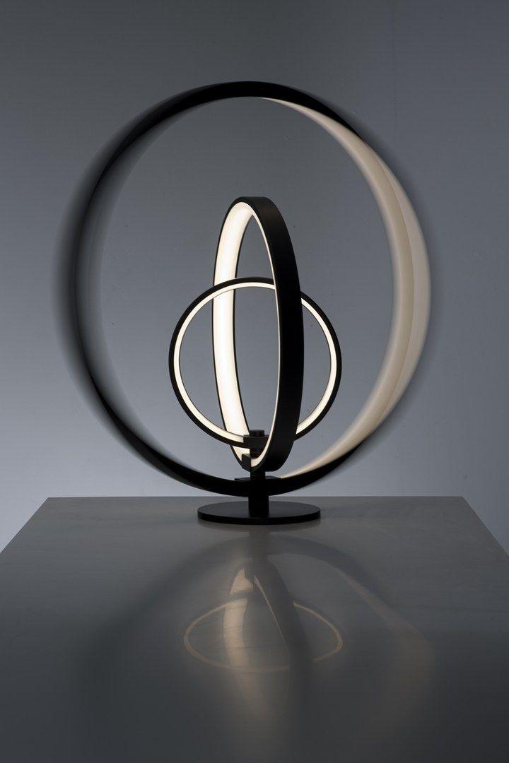 From Pipistrello To Cyborg 50 Years Of Design On Show Martinelli Luce At Light Building Con Immagini Lampade Da Tavolo Lampade Pipistrello