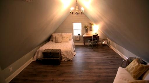 Fixer Upper Extras Charming Attic Bedroom Attic Bedroom Small Attic Bedroom Designs Farm House Living Room