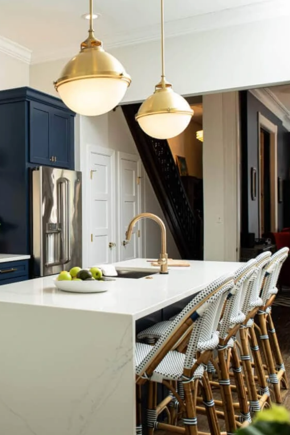 Infinity Island Baltimore Kitchens In 2020 Fine Home Building Kitchen Cabinet Trends Kitchen Remodel