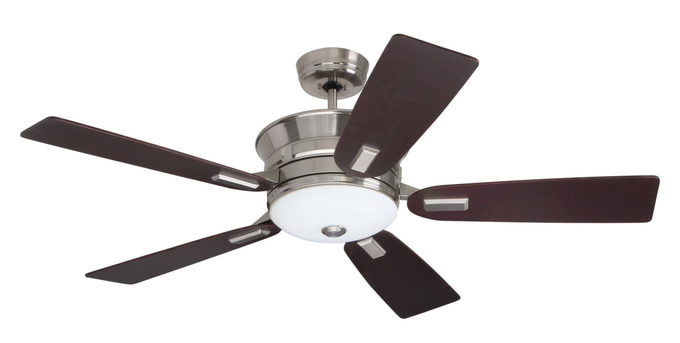 New Hunter Highbury ceiling fan with 3ft downrod installed by