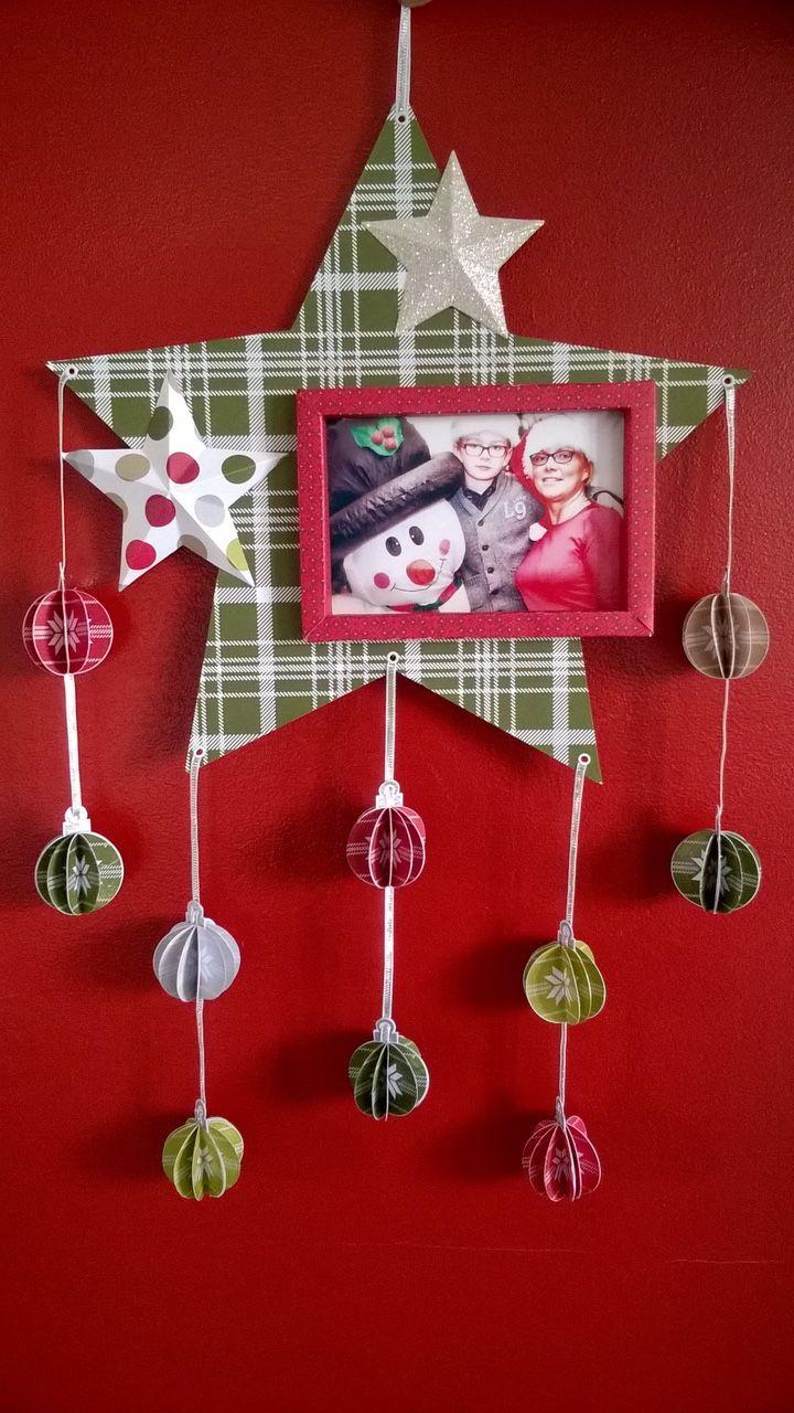 Bilderrahmen verzieren ornamente  Ob Weihnachtsmarktbesuch oder Schneespaziergang - diese schönen ...