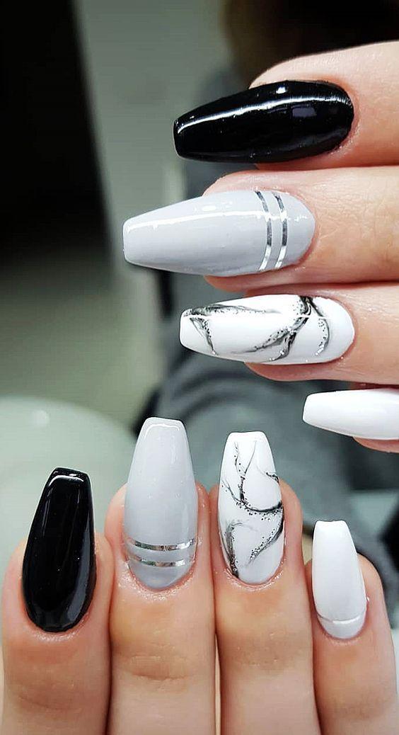 Nails design nail art nail ideas summer nails gel nails. – E2k Fashion