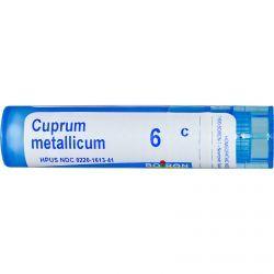Boiron, Single Remedies, Cuprum Metallicum, 6C, Approx 80 Pellets, Diet Suplements ST