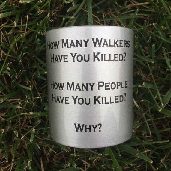 """27 Gifts Every """"Walking Dead"""" Fan Needs In Their Life. A few things to get you through until February."""