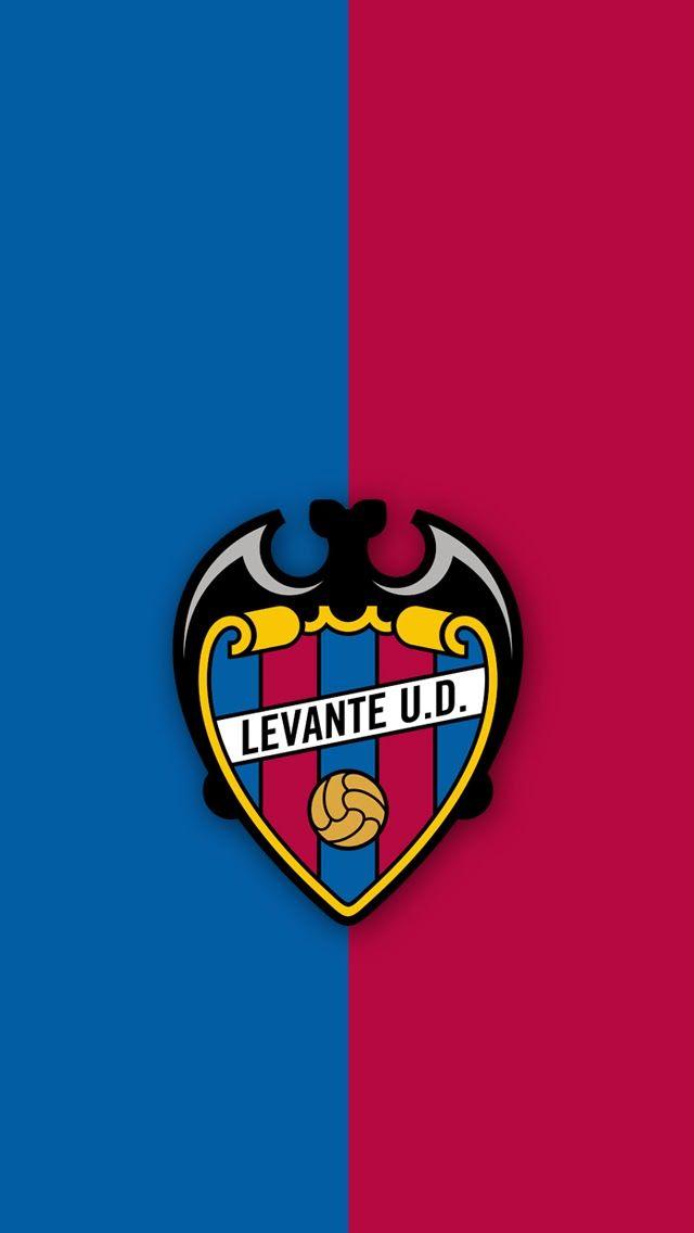 Levante Ud Of Spain Wallpaper Football Wallpaper Team Wallpaper Football Logo