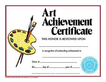 Free printable art competition certificates - Google Search | Art