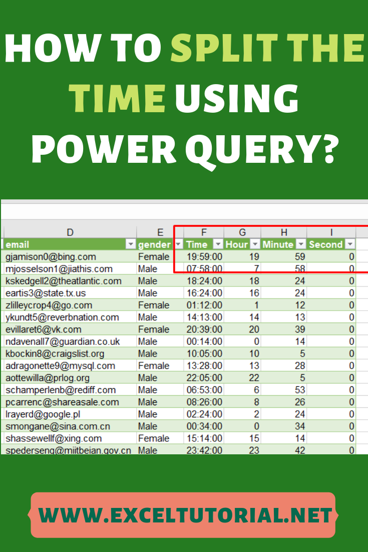 Pin On Power Query
