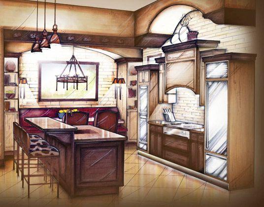 Portfolio Jeffrey Blaine Design Consultant Interior Design Renderings Interior Design Drawings Interior Design Sketches