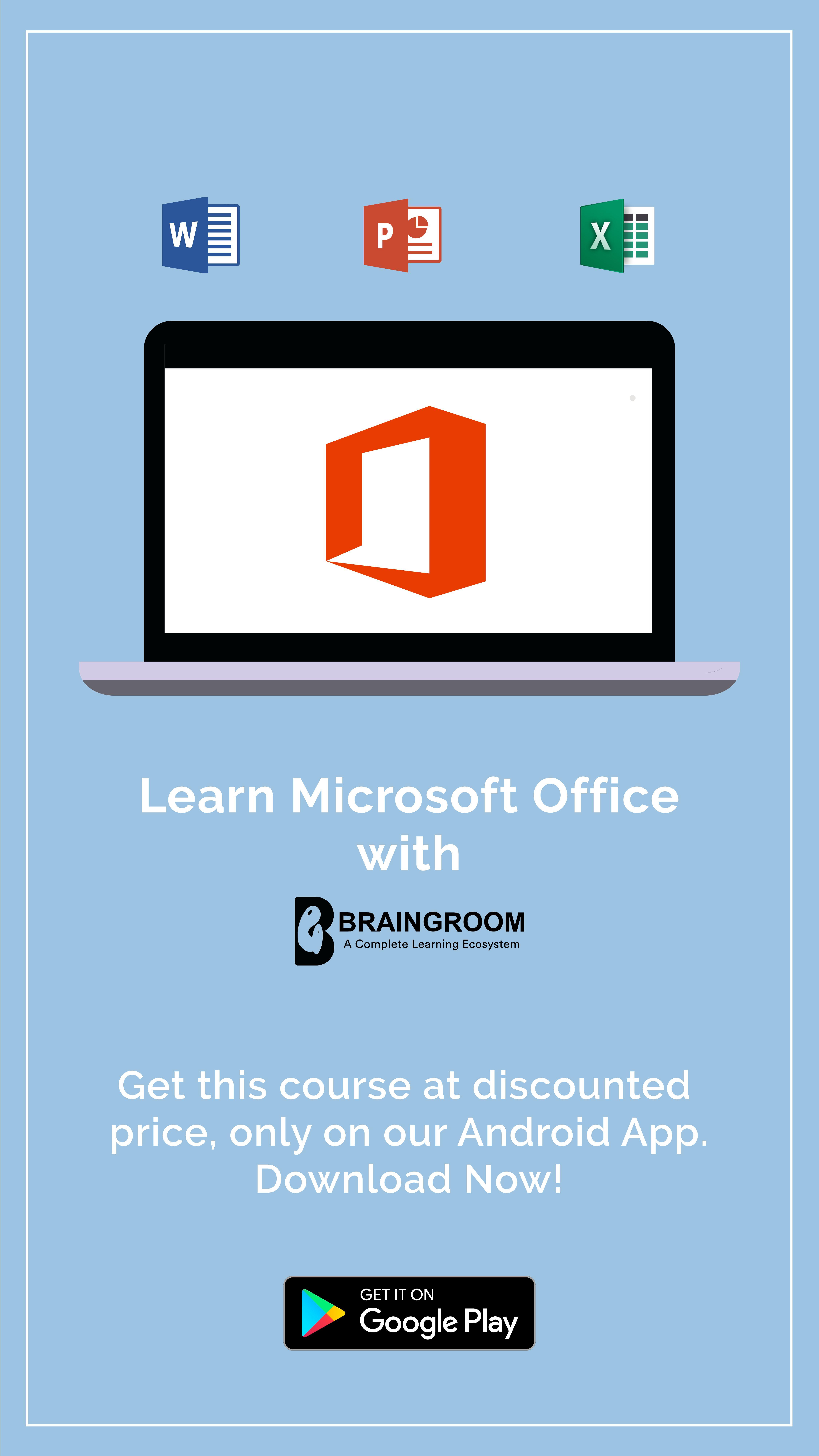 Learn Microsoft Office Learning Microsoft Online Courses Online Education