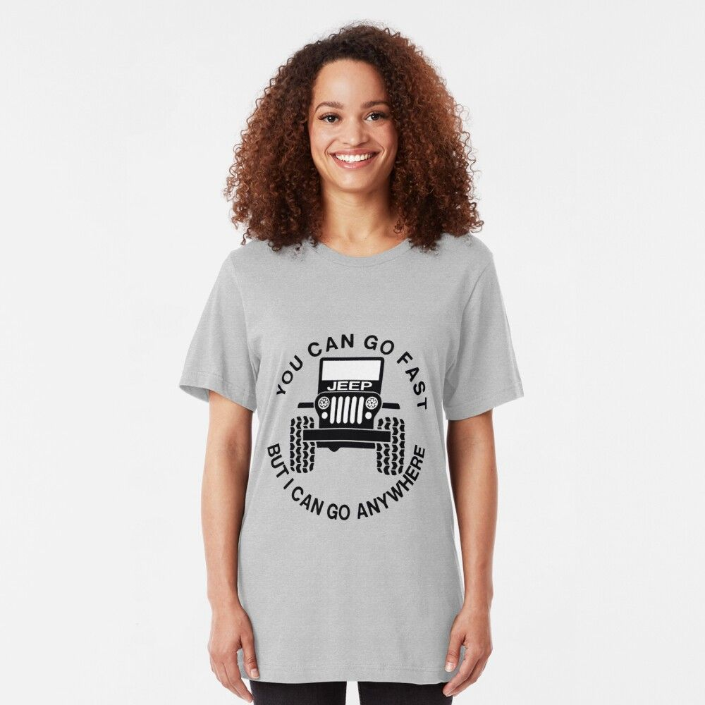 Jeep Essential T Shirt By Cryanrich In 2020 Fashion T Shirts For Women Shirts