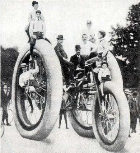 Giant Tricycle, 1896