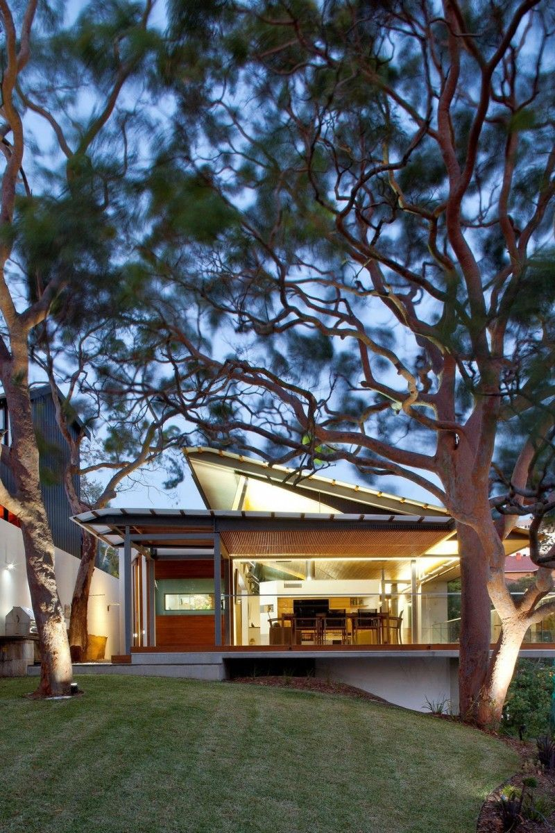 Angophora House by Richard Cole Architecture   Architecture, House ...