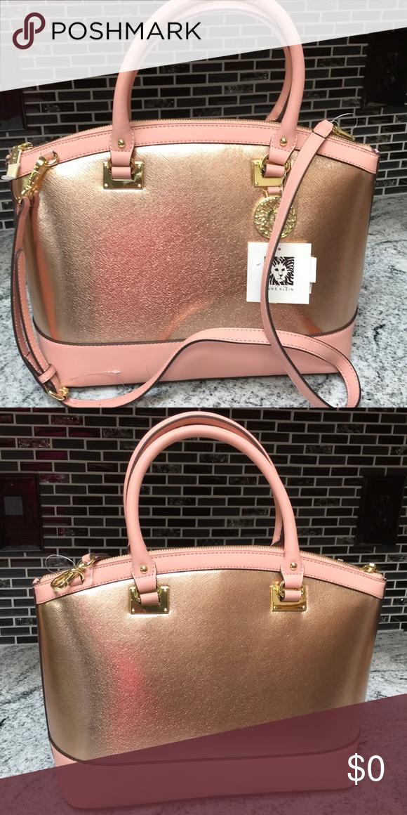 24005da6ea9f I just added this listing on Poshmark  Anne Klein.  shopmycloset  poshmark   fashion  shopping  style  forsale  Handbags