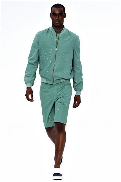 Sfilata Carlos Campos Milano Moda Uomo Primavera Estate 2013 - Vogue