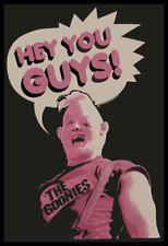 781f8ea15 Men's Ladies T SHIRT retro 80s movie GOONIES sloth Hey You Guys chunk kids  cult