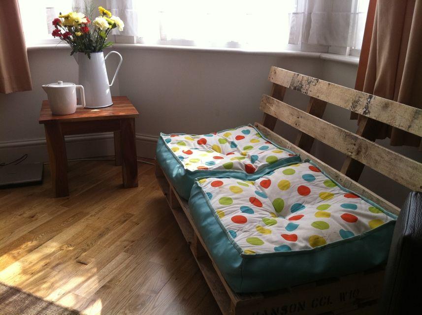 Ideas para reciclar madera y hacer tus propios muebles | in ...