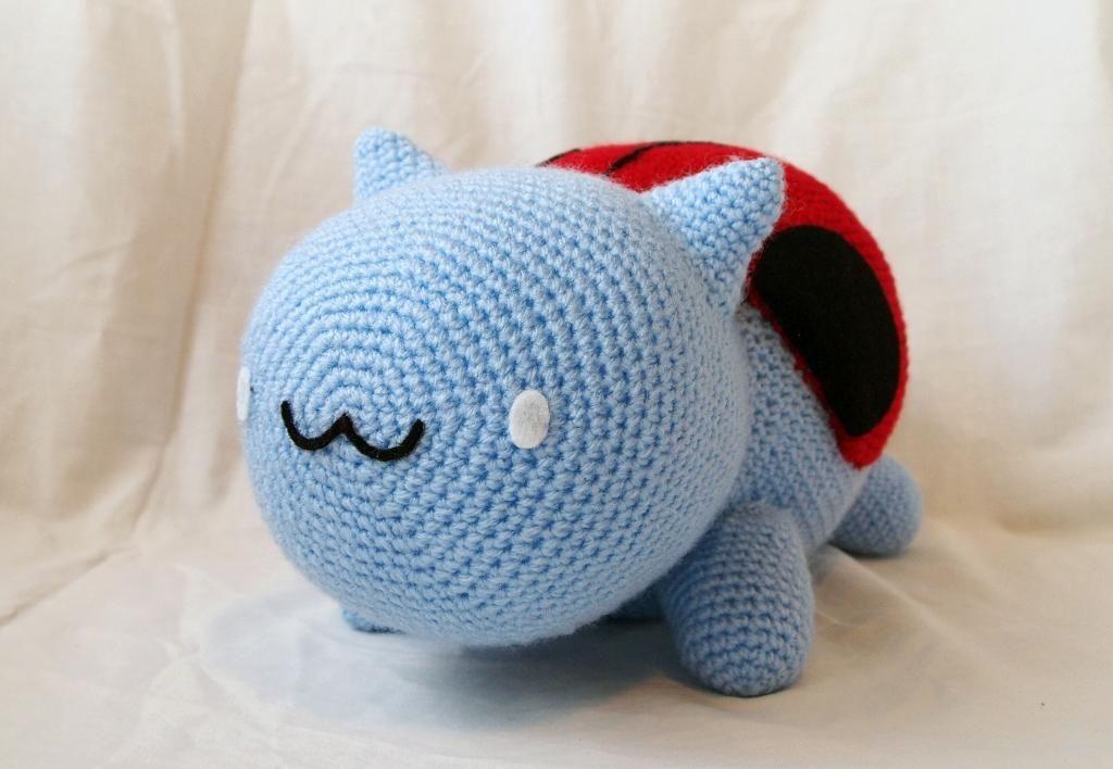 Crocheting Catbug Amigurumi Plushie Pattern Crochet Crochet