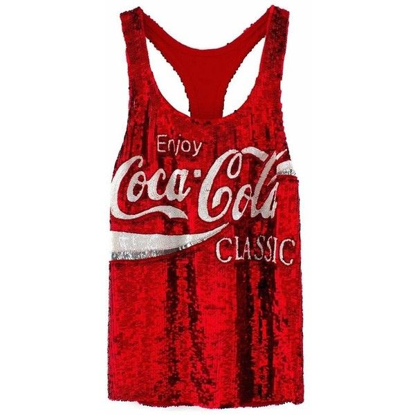The Terrier And Lobster High Fashion Coke Sequin Coca Cola Logos For