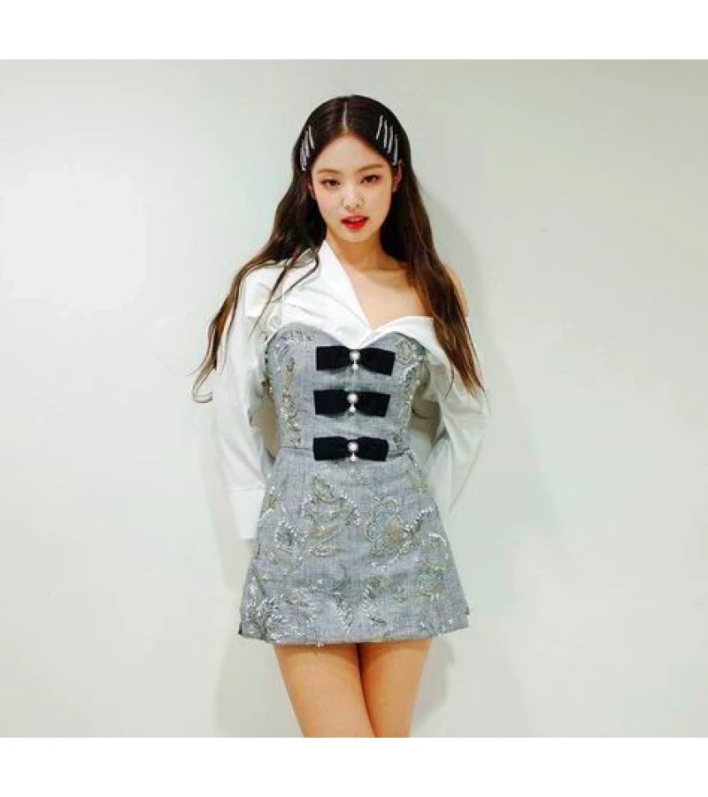 BLACKPINK Jennie Inspired Solo Hair Clip – So Not Size Zero