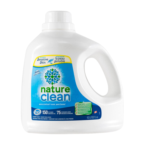 Laundry Liquid 4 5l Fragrance Free With Images Natural