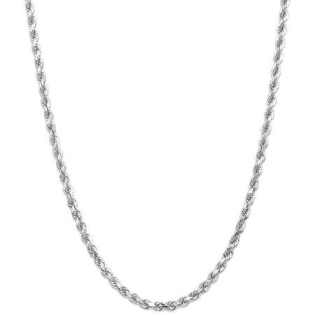 Fine Jewelry 14K Gold 24 Inch Chain Necklace UYvoBKNx9