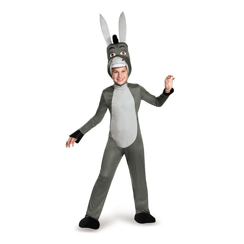 shrek donkey costume kids boys size 10 12