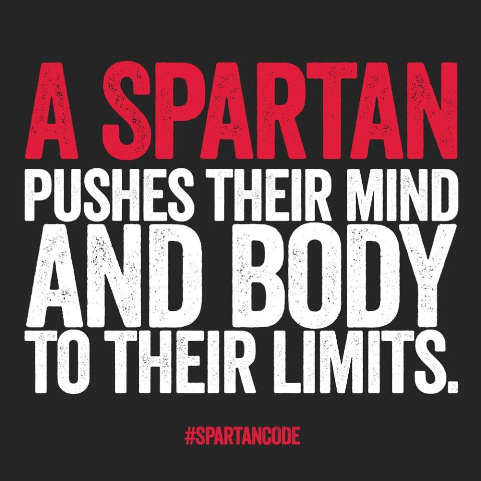 Spartan motivation