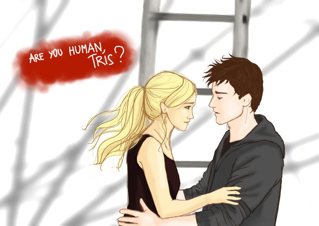 Divergent - Are you human,Tris? by Elwy.deviantart.com on @deviantART