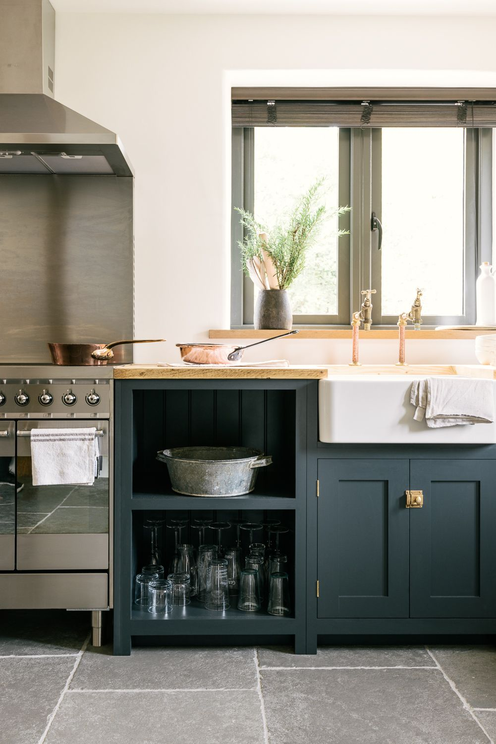 Best Beautiful Moody Grey Tones Mixed With The Warm Brass And 400 x 300