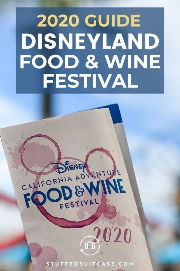 Photo of 2020 Food and Wine Festival im Disneyland Guide