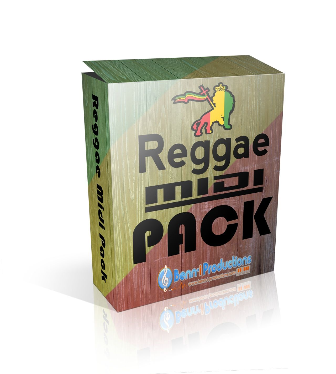 Make awesome reggae and dancehall tracks and take off for a