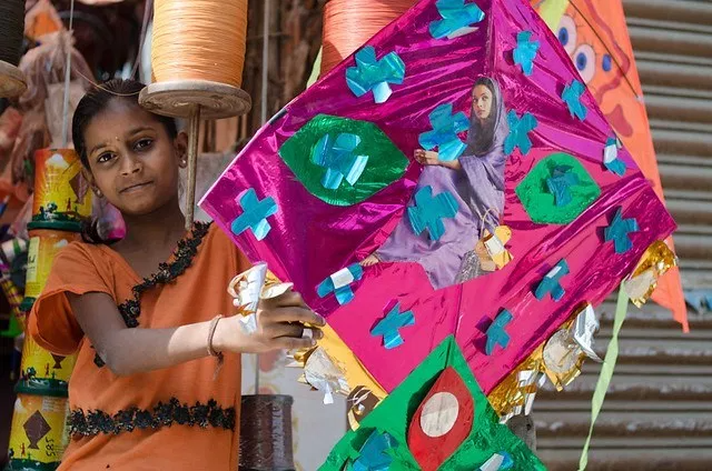 Pin on Kite Festival at Dhoolpet, Hyderabad