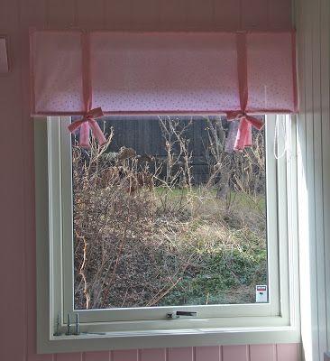 Roll up gardiner til bad | gardiner | Pinterest