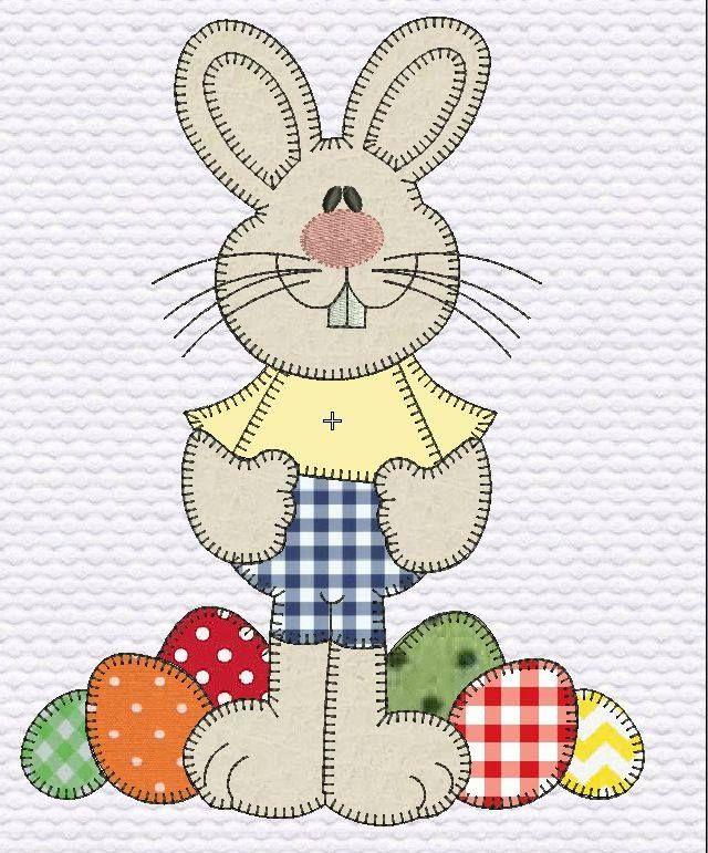 coelho | panos de pratos | Pinterest | Ostern