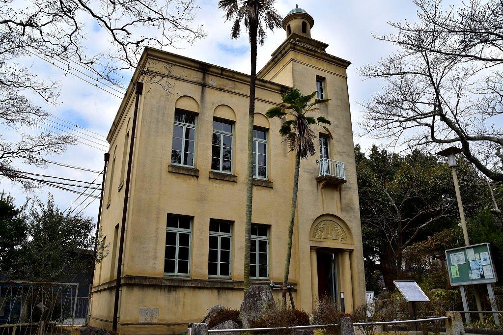 旧水口図書館 現代日本建築 建築 ヴォーリズ